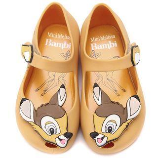 🚚 Mini Melissa Ultragirl + Bambi Authentic