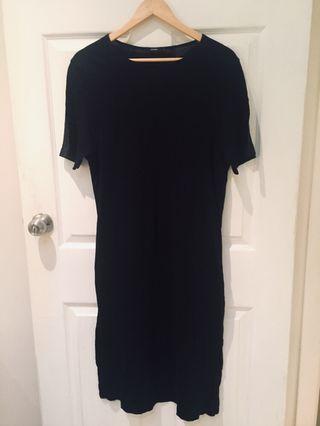 Bassike T-Shirt Dress