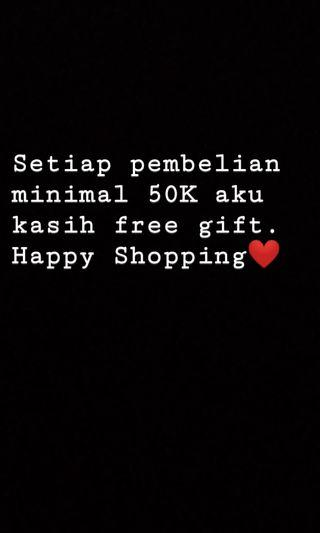 Happy Shopping ❤️