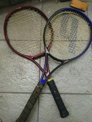 Raket tenis prince dan estusa