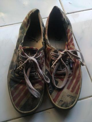 Vans American Flag Limited Edition