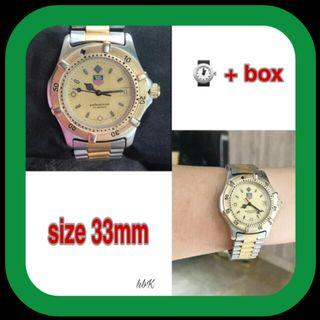TAG HEUER Profesional Bicolor