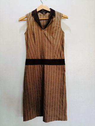 Maldita stripe dress