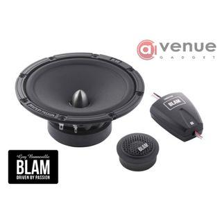 Blam Relax 165 RS 2 WAY COMPONENT SPEAKERS SYSTEM