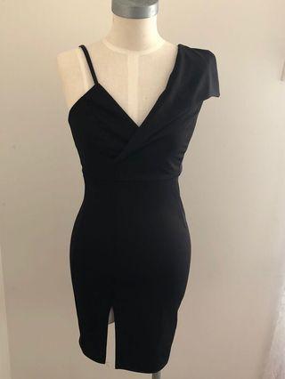 New black LBD dress