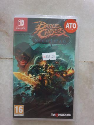 Nintendo Switch Battle chasers: Nightwar
