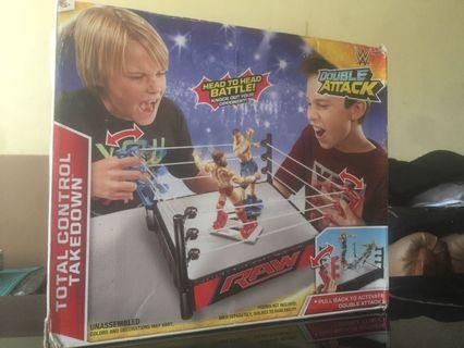 WWE Ring Action figures