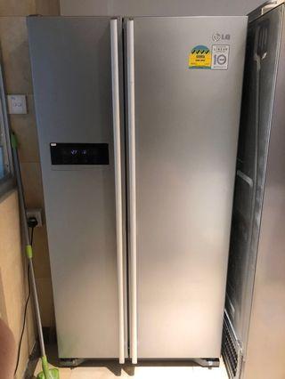 LG Fridge (2 door) GR-B208BLQ