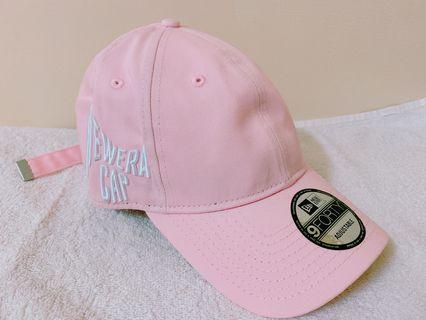 NEW ERA 9FORTY淺粉色女款帽