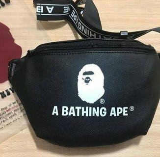 TAS (WAISTBAG BAPE SS19) original 100000%