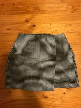 Uniqlo knit skirt