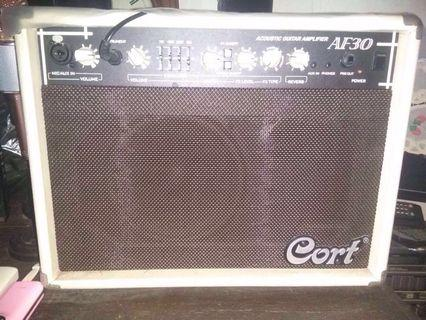 cort AF30 guitar amplifier