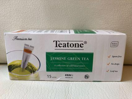 [俄羅斯出品]Jasmine Green Tea 15 sticks