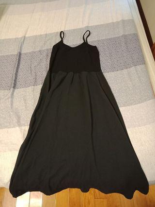 🚚 氣質黑色洋裝💚