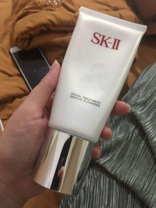 SKII SK II facial treatment gentle cleanser 120gr