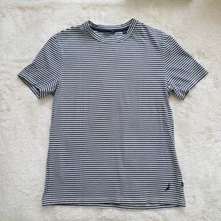 NAUTICA STRIPE T SHIRT