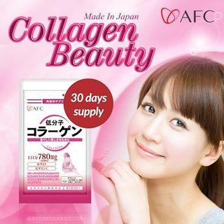 AFC Collagen (30 / 90 days) for skin firmness joints cartilage maintenance etc