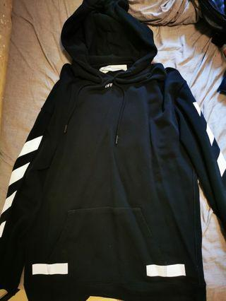 Off White Classic Seeing Things Hoodie XS