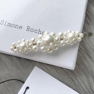 Simone rocha hair clip髮夾