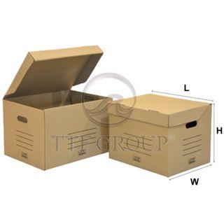 Heavy Duty Storage Carton Box