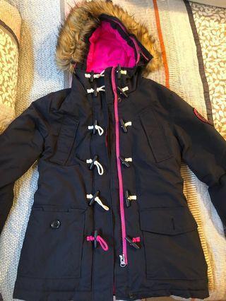 SuperDry rescue coat