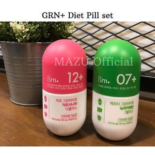 GRN diet pill korea original