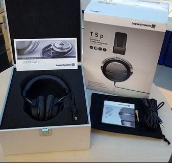 Beyerdynamic T 5 p Portable Audiophile Stereo Headphones