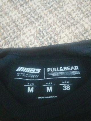 Pull & Bear X Marc Marquez MM93 Sweatshirt
