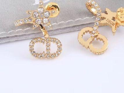 Dior earings耳環