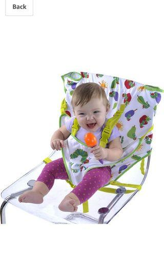 Famous Very Hungry Caterpillar Portable Travel Highchair Cover Harness