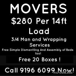 High Quality Movers Delivery