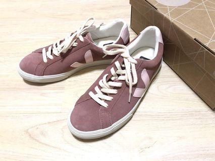 🚚 Veja乾燥玫瑰粉球鞋(全新/附鞋盒)