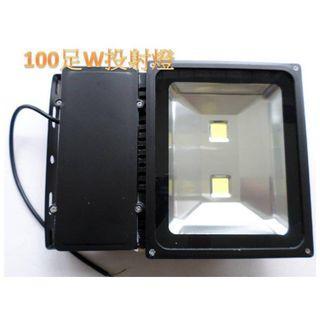【ARS生活館】LED 投射燈 100W LED 投射燈 9000流明 晶芯:CREE