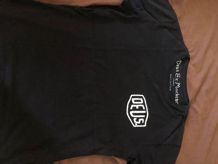 Deus Original , Tshirt deus hitam , Baju hitam Deus