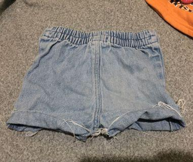 Infant Maong Shorts