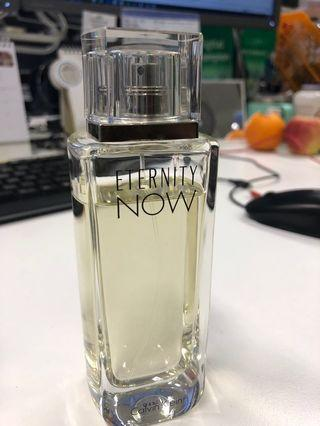 Calvin Klein Eternity 100ml perfume 香水