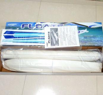 Floats for Large RC Sea Plane