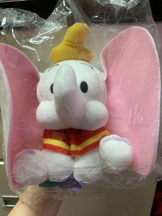 小飛象 迪士尼公仔