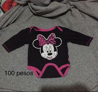Disney Brand Minnie mouse Onesies