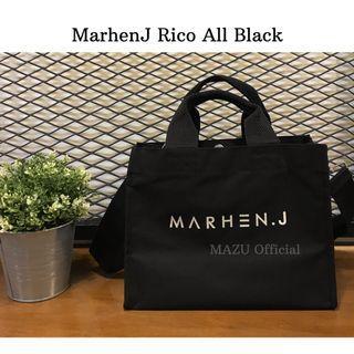 MarhenJ rico all black brand new ready stock