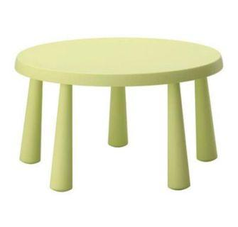 Mammut children's table and chairs