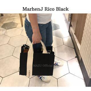 MarhenJ Canvas Rico Black ori