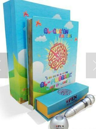 pen.Al-Qur'an forkid's
