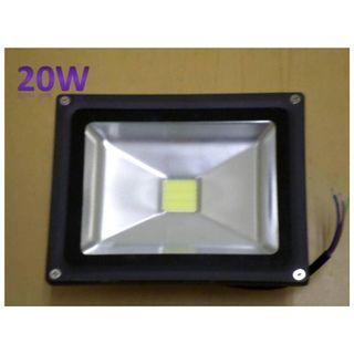 【ARS生活館】LED投射燈 20W 1800流明 晶芯:台灣 正白/暖白光