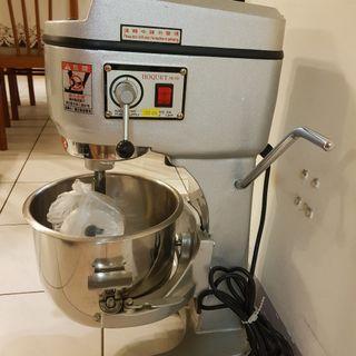 賀冠半貫(十公升)落地型攪拌機 附1桶3配件及防塵套