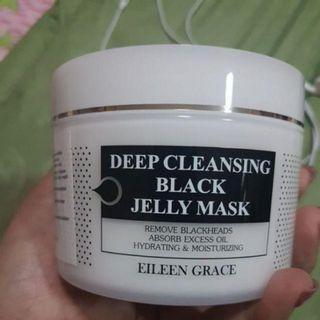 PRELOVED Eileen Grace Deep-Metabolism Black Jelly Mask 300ml