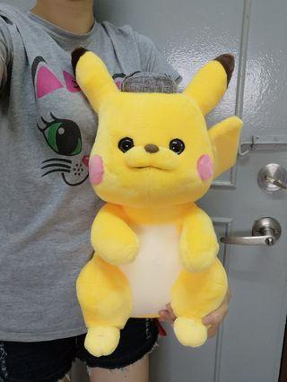 (45cm) Pikachu 神探皮卡丘