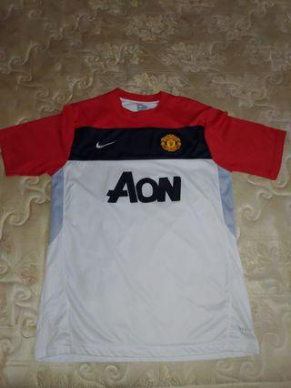 JERSEY TRAINING MANCHESTER UNITED
