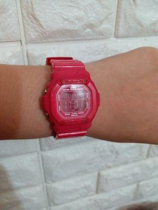 Baby G 鮮粉紅色 350蚊