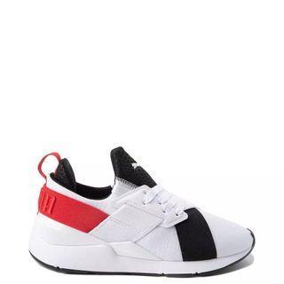 PUMA Muse Croc Athletic Shoe